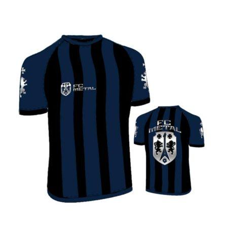 FC Metal Football jersey