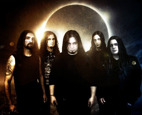 Darksun band in Tocar el Sol album