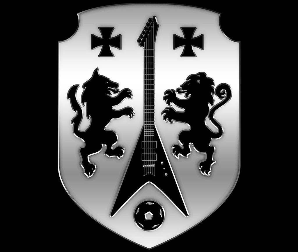 FC Metal official shield logo