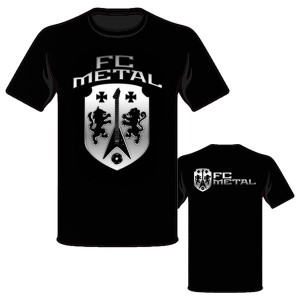 FC Metal official t-shirt