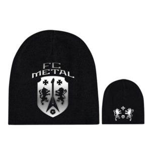 FC Metal beanie